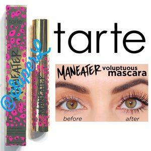 🎀 2/$25 Tarte maneater voluptuous Mascara Black